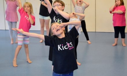Come and wiggle at our workshops!