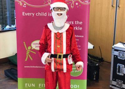 Christmas workshop 2018 Crawley