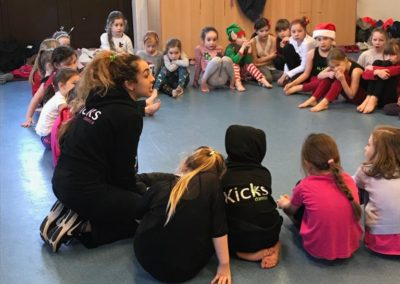 Christmas workshop 2018 Horsham