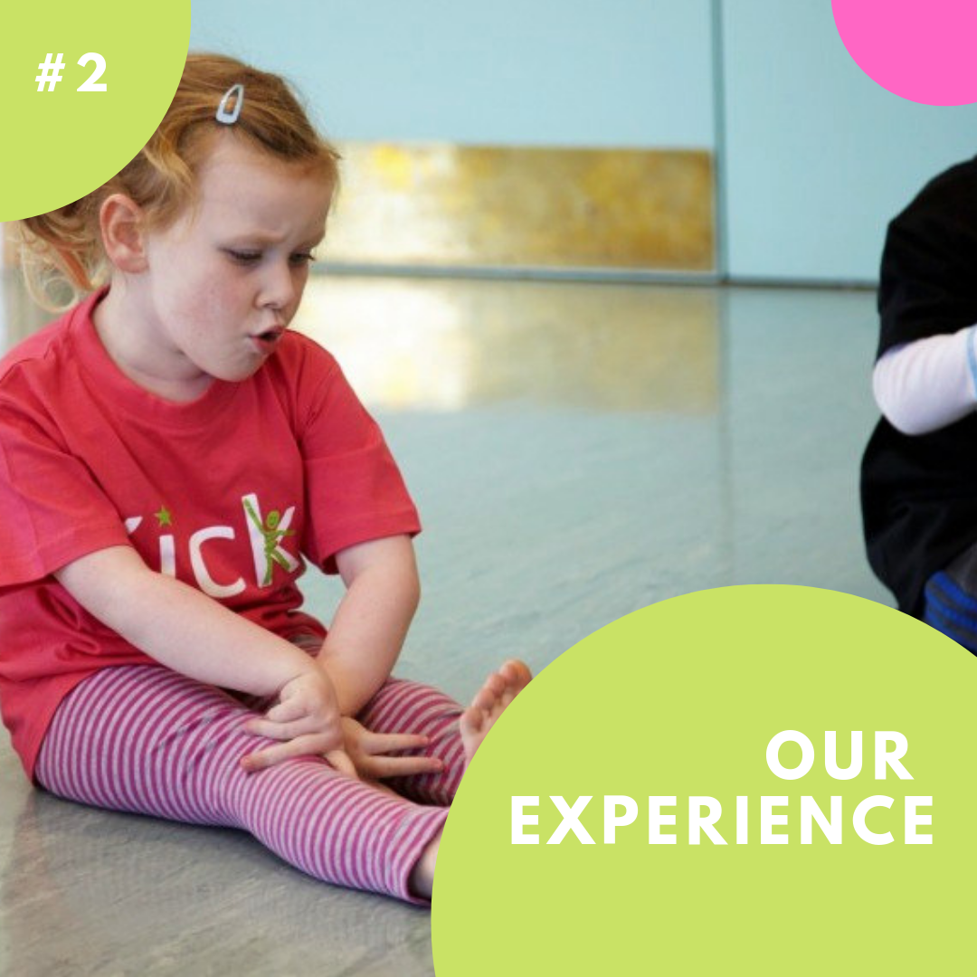Kicks Dance has a lot of experience