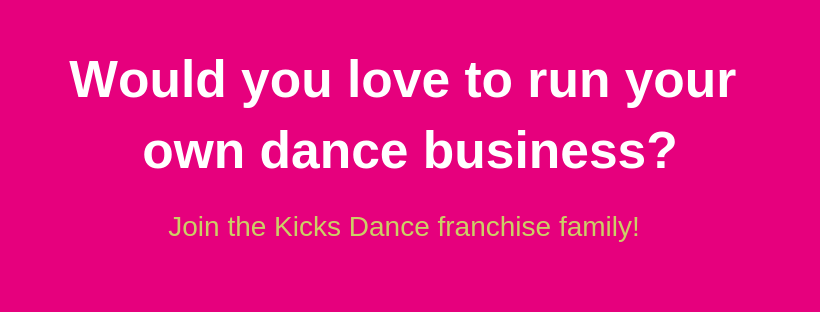 Would you love to run your own dance business?
