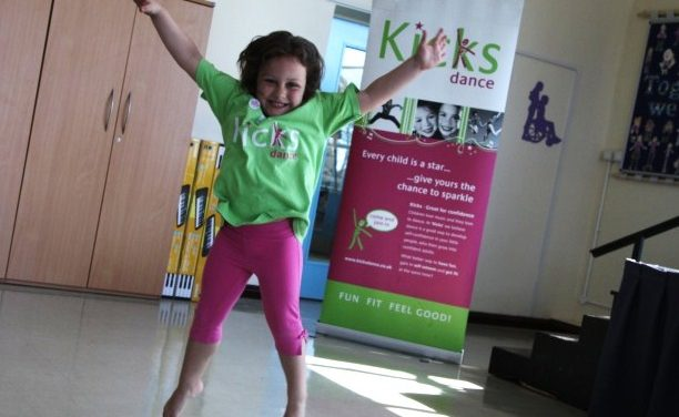 Kicks Dance well-being workshops
